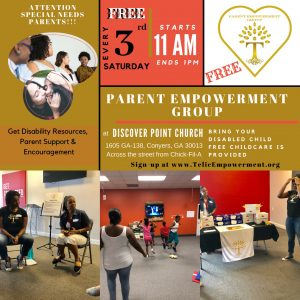 Parent Empowerment Group @ Discover Point Church