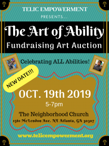 Art of Ability Fundraising Art Auction @ The Neighborhood Church